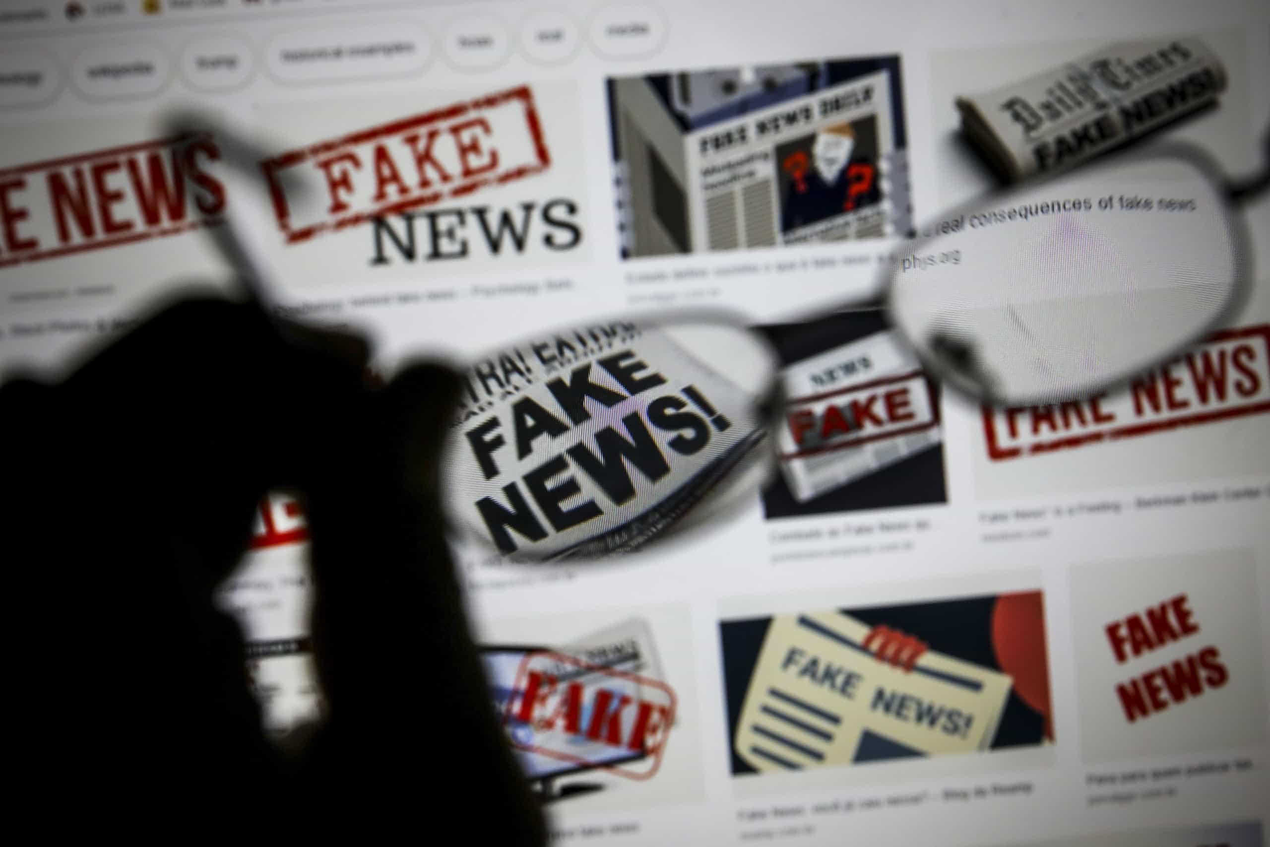 Parlamento dedica debate de hoje à desinformação
