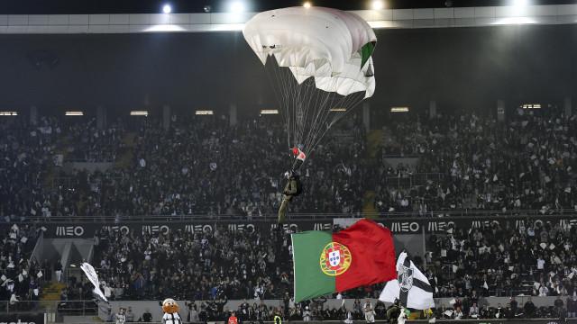 Adepto sofreu paragem cardíaca durante jogo entre Guimarães e Sp. Braga