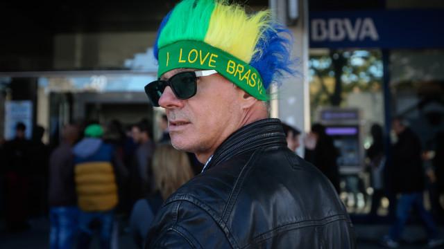 "Haddad criticado pela ""roubalheira"" e Bolsonaro chamado de fascista"