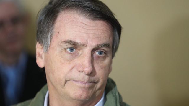 """Bolsonaro é o """"mais ameaçador"""" para Amazónia e Acordo de Paris"""