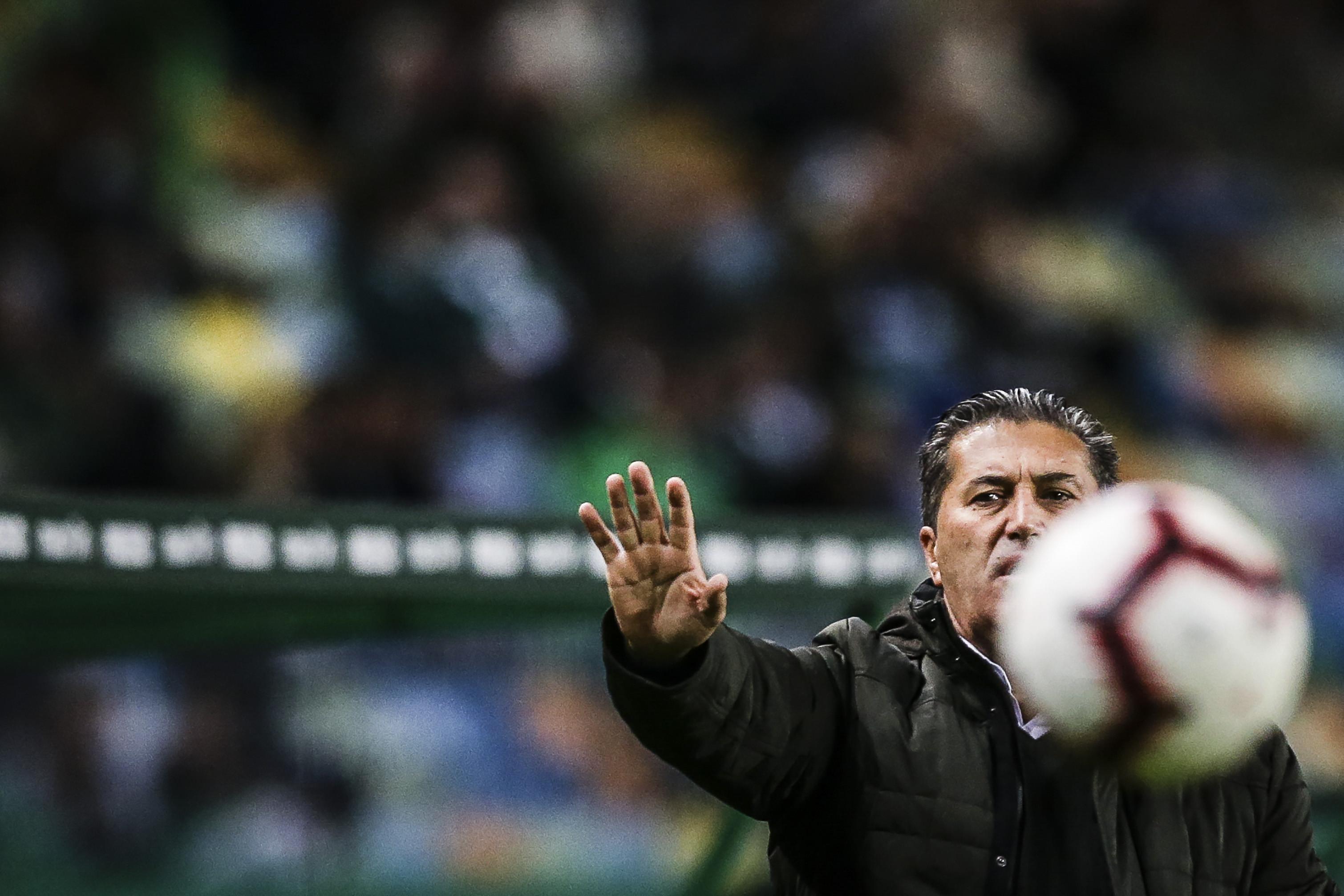 Sporting oficializa saída de José Peseiro