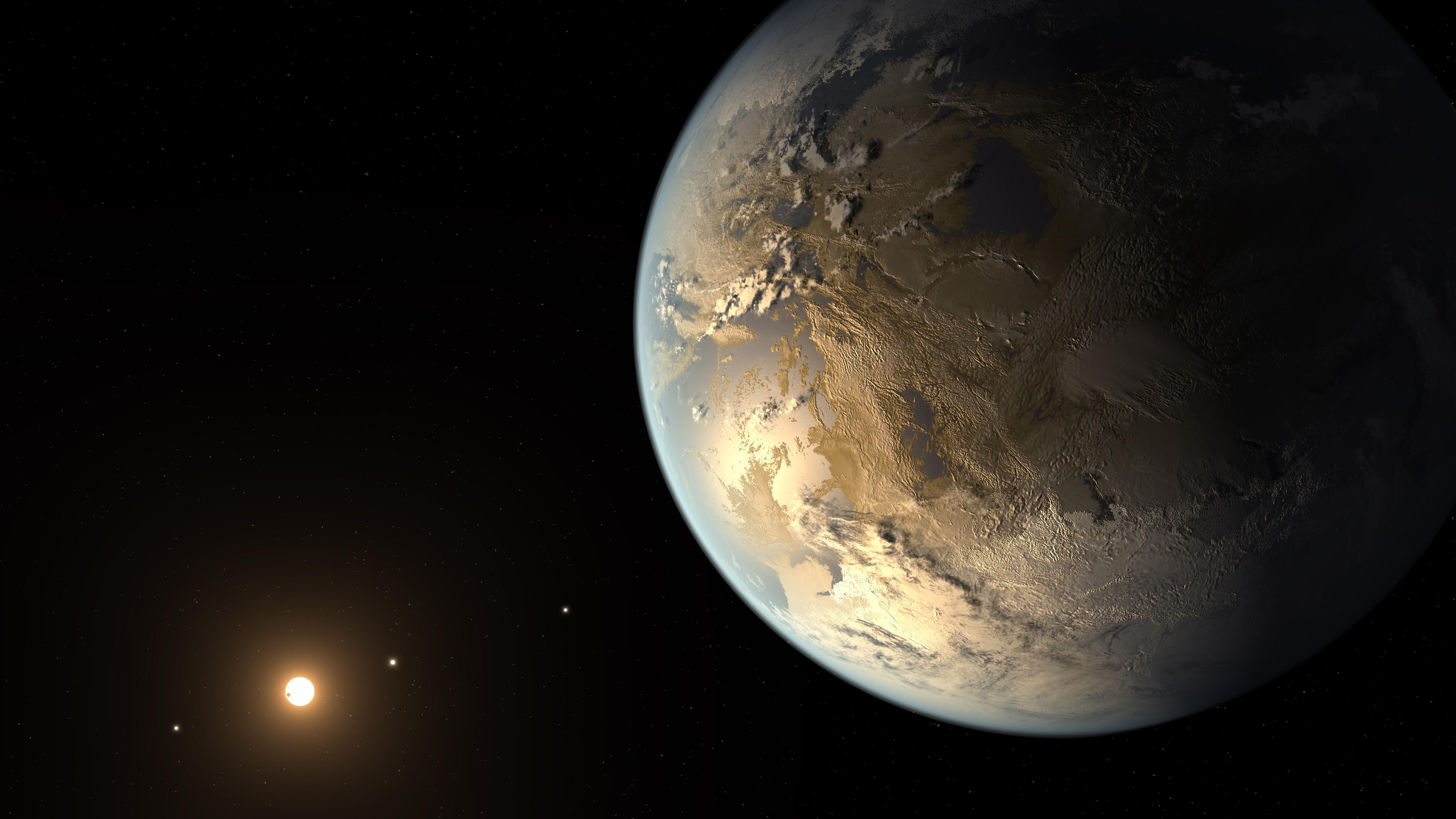 Investigadores confirmam a primeira deteção do satélite Kepler