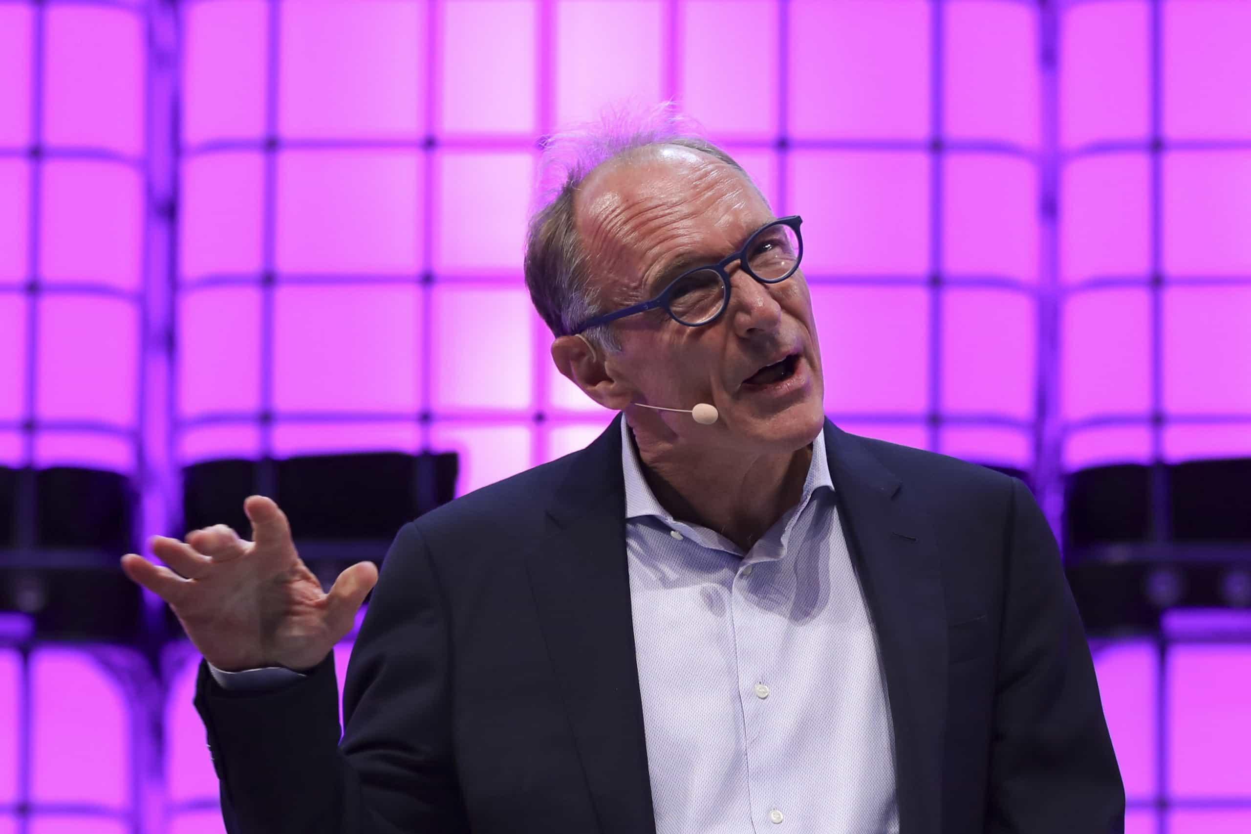 Tim Berners-Lee em viagem de 30 horas pelos 30 anos da Internet