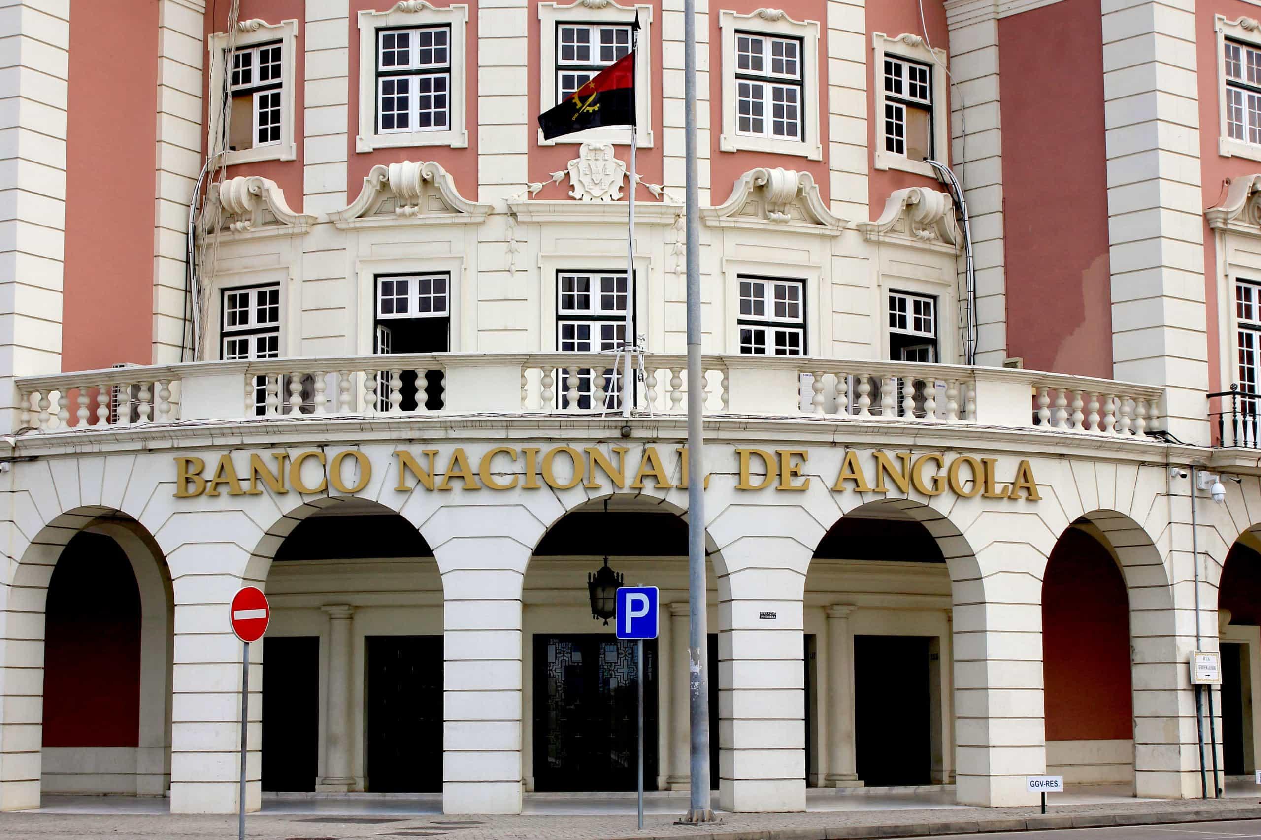Angola baixa taxa BNA e mantém coeficientes das reservas obrigatórias