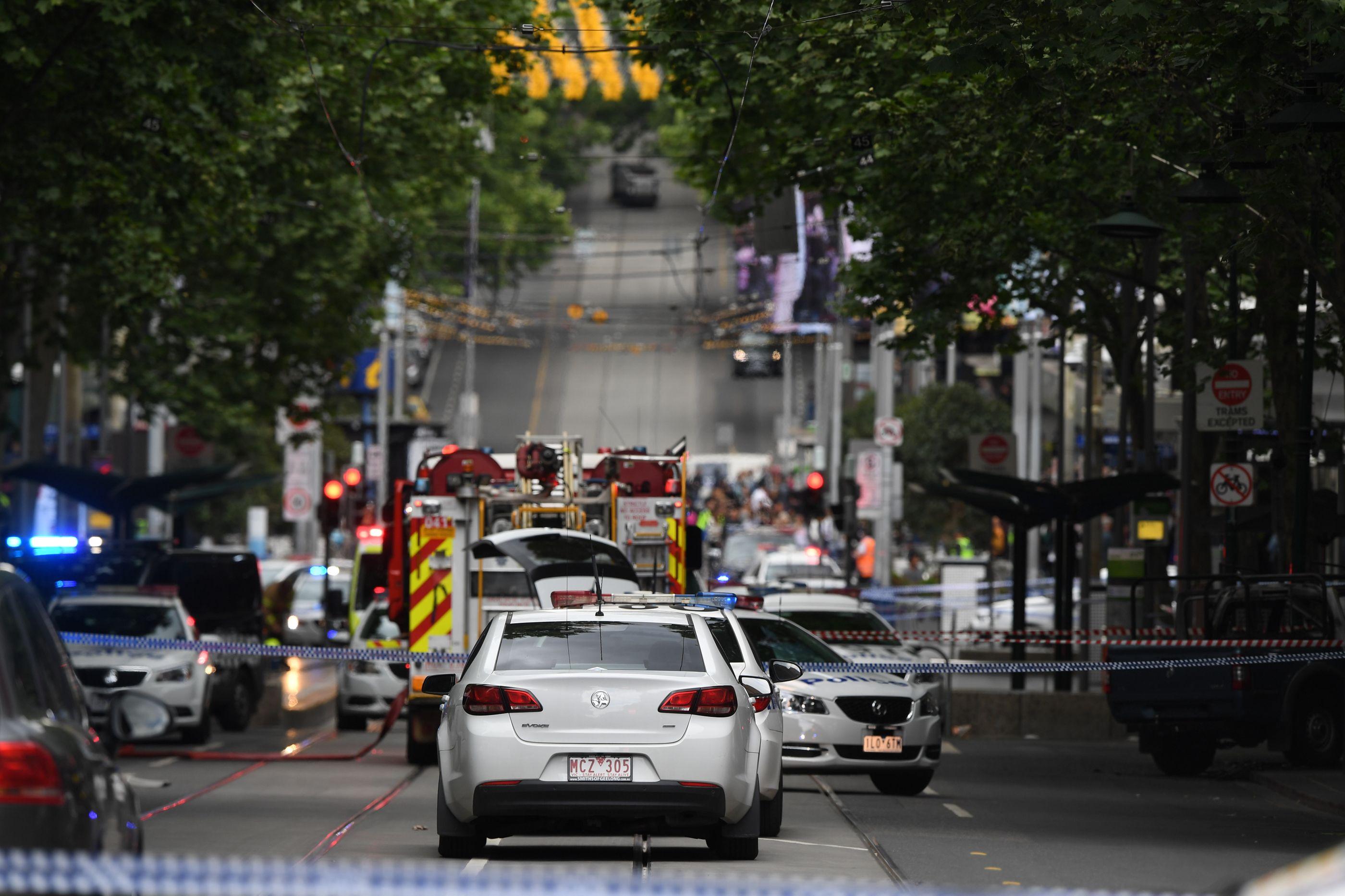 Autor de ataque terrorista na Austrália morreu no hospital