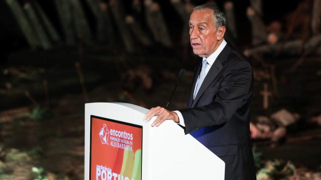 """Marcelo pede a partidos """"clareza"""" nas propostas para as eleições em 2019"""