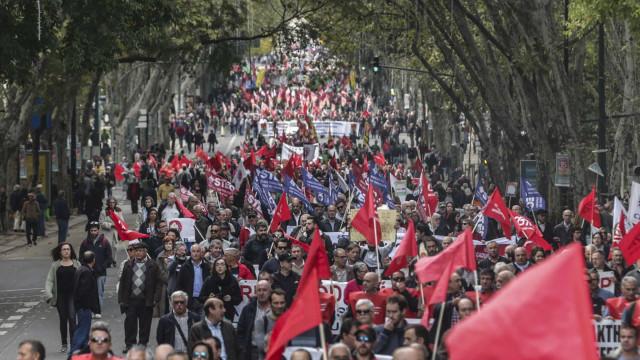 CGTP espera alguns milhares de manifestantes hoje em Lisboa