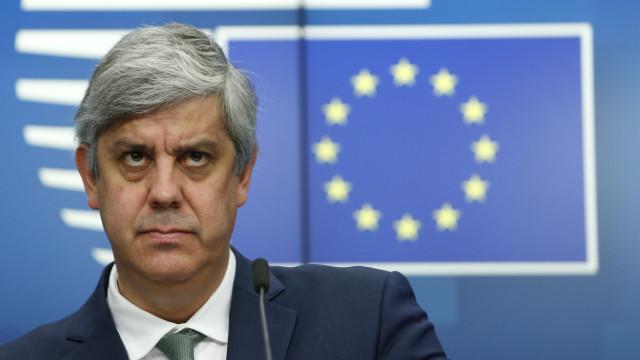 Centeno enfrenta hoje Eurogrupo 'decisivo' para a reforma da zona euro