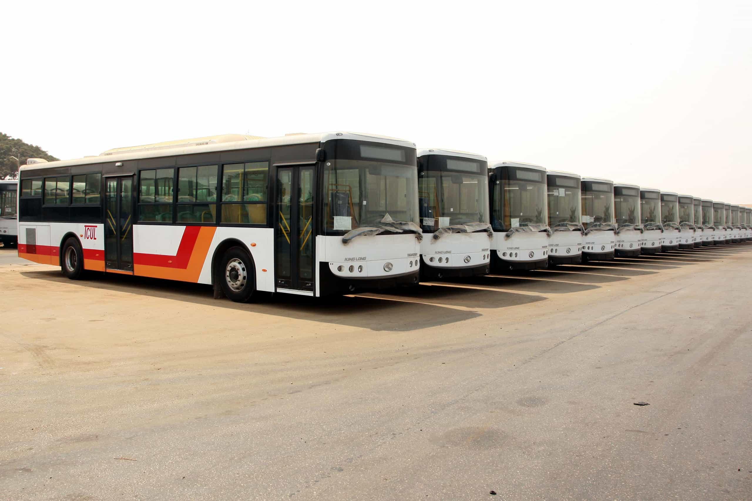 Luanda: Ensaios no sistema eletrónico de bilhética nos transportes