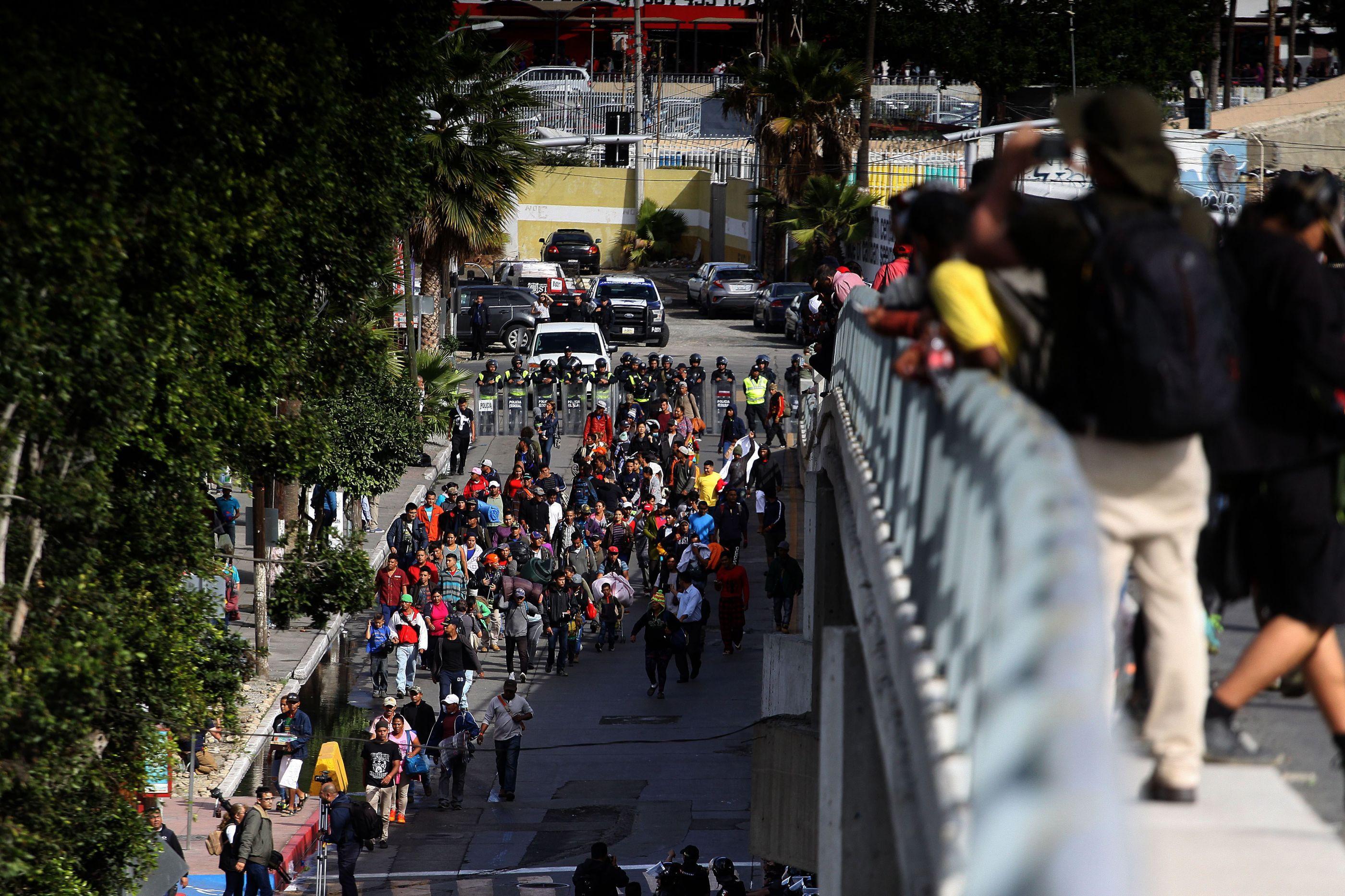 Trump confirma acordo com México sobre asilo de migrantes