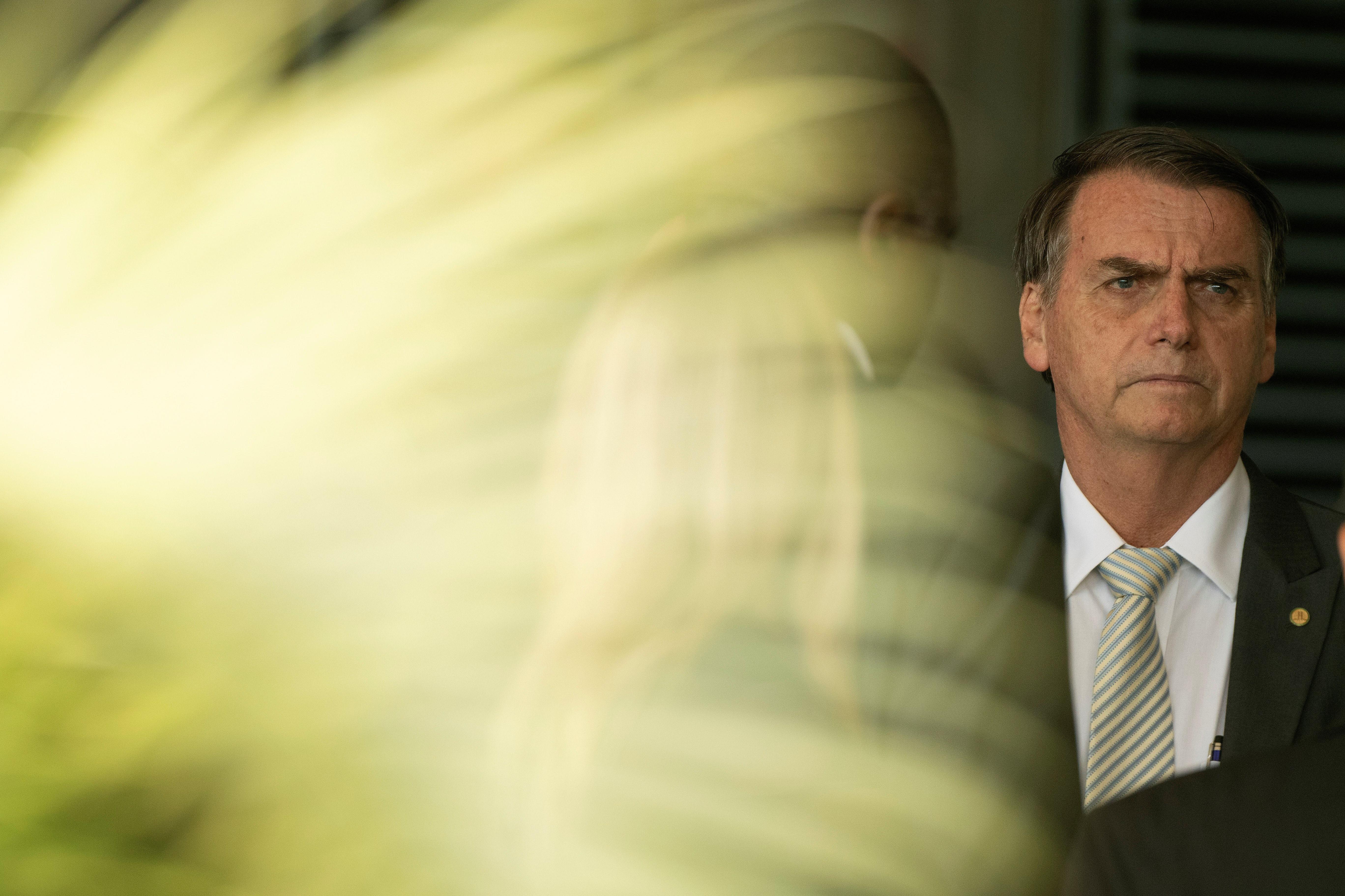 Bolsonaro interroga Europa sobre o que fez para manter as florestas