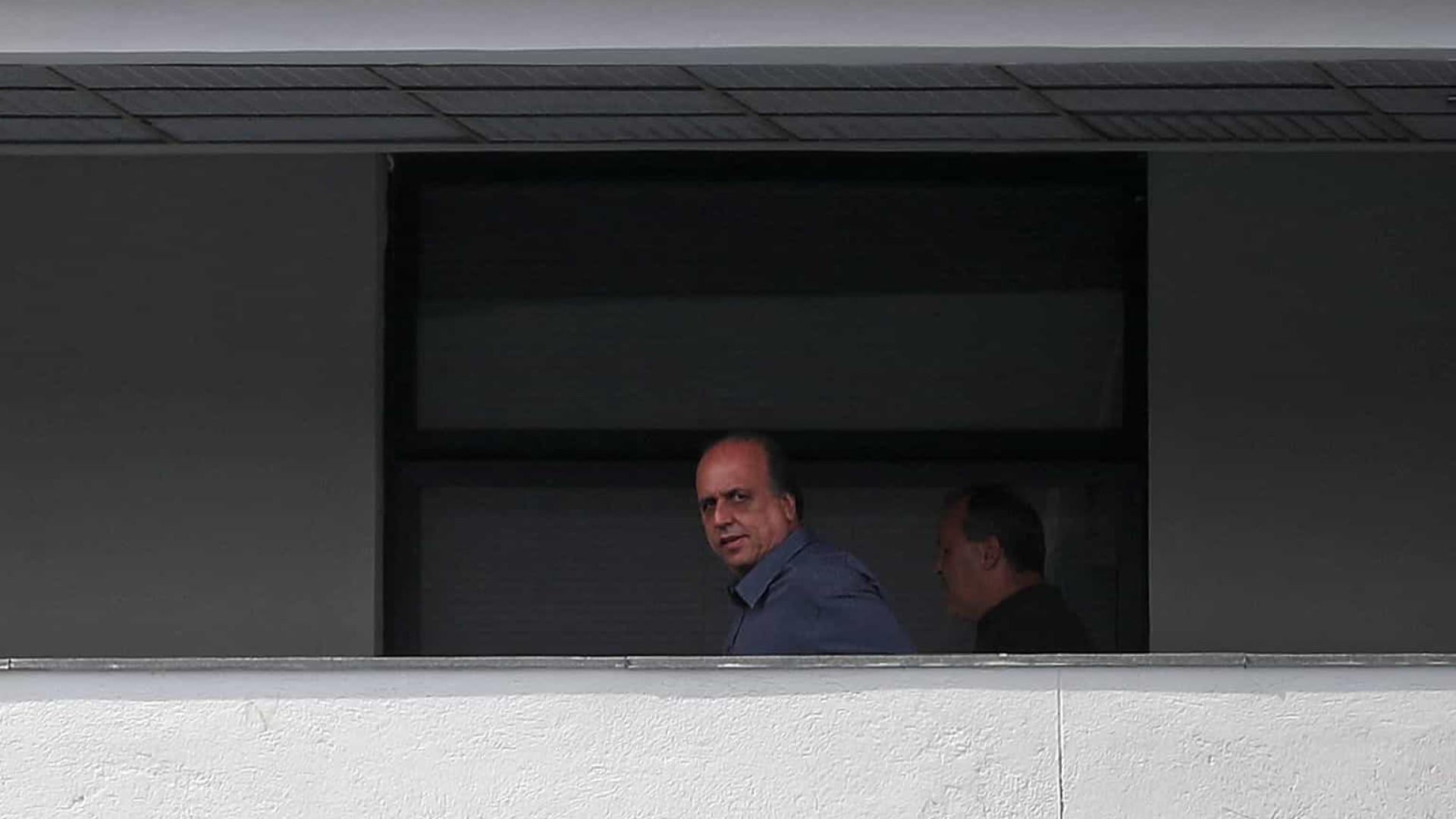 Tribunal de Justiça manda libertar ex-governador do Rio de Janeiro