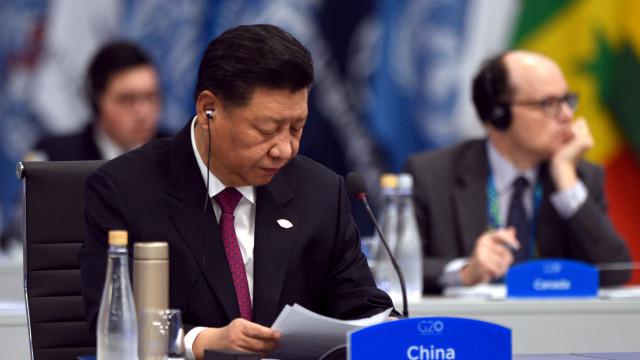 Bloco recusa participar nas cerimónias com o Presidente chinês