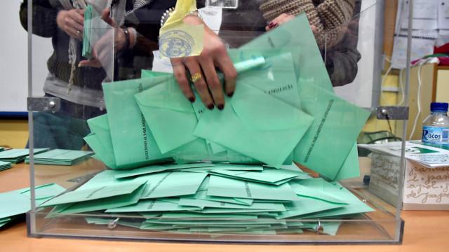 Extrema-direita no parlamento da Andaluzia em eleições ganhas por PSOE