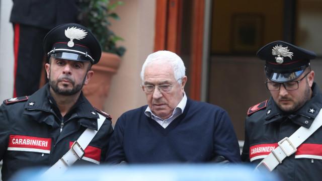Autoridades italianas anunciam detenção de novo chefe da máfia siciliana