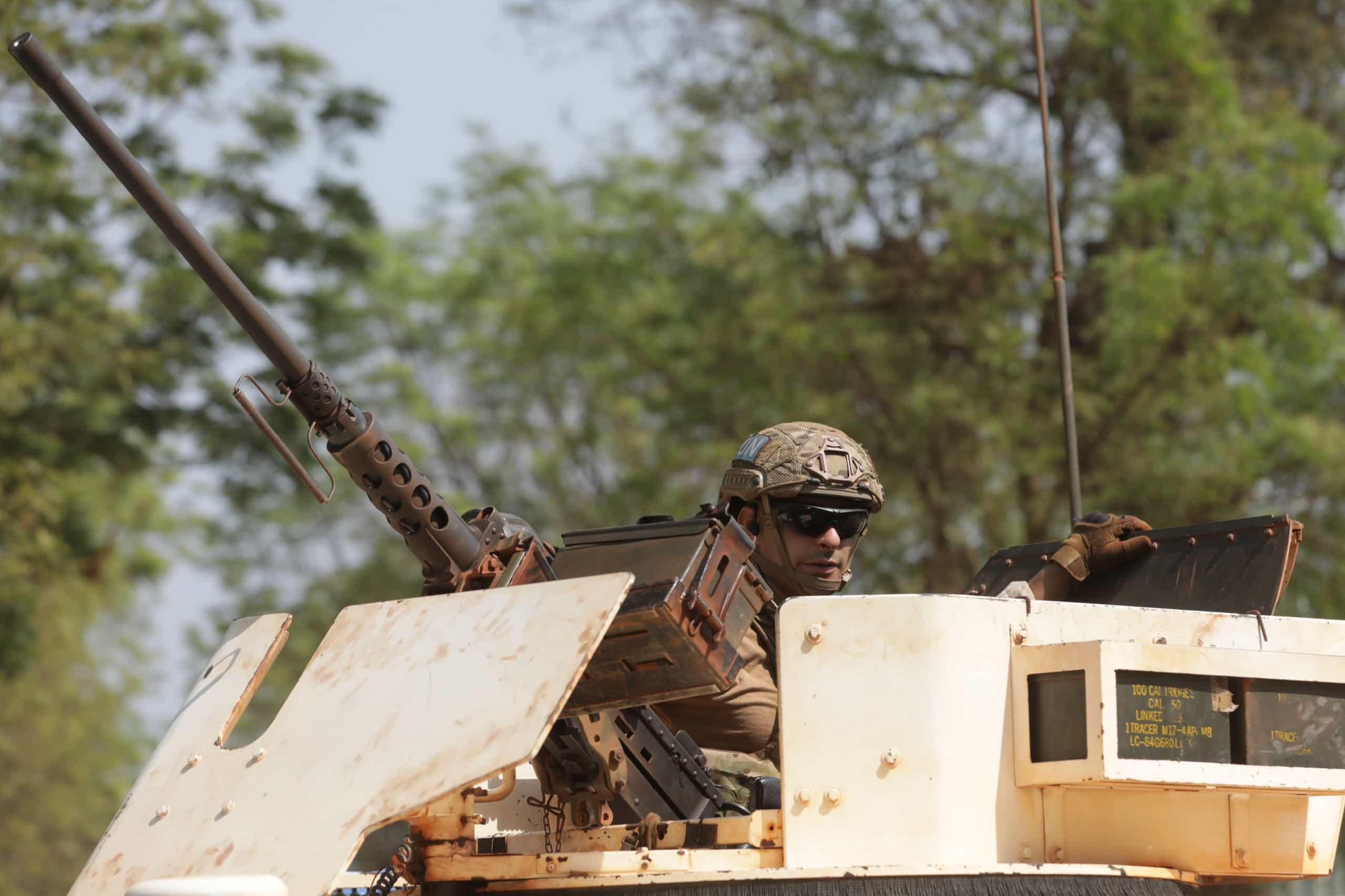 Portugueses envolvidos em confrontos em Bambari durante três dias na RCA