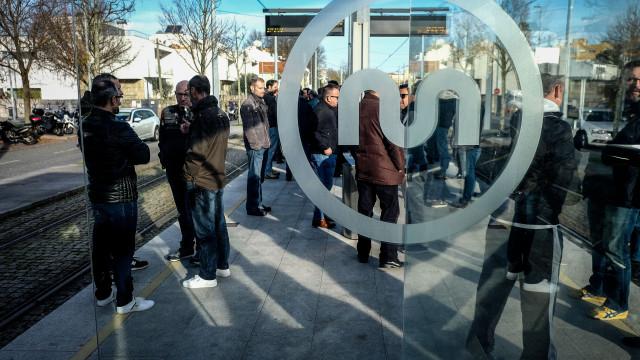 Circulação do Metro do Porto interrompida no fim de semana em Matosinhos