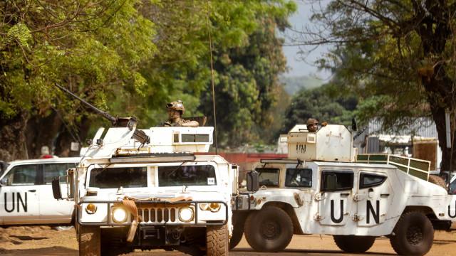 Forças portuguesas na RCA regressam após mais de 70 horas de combate