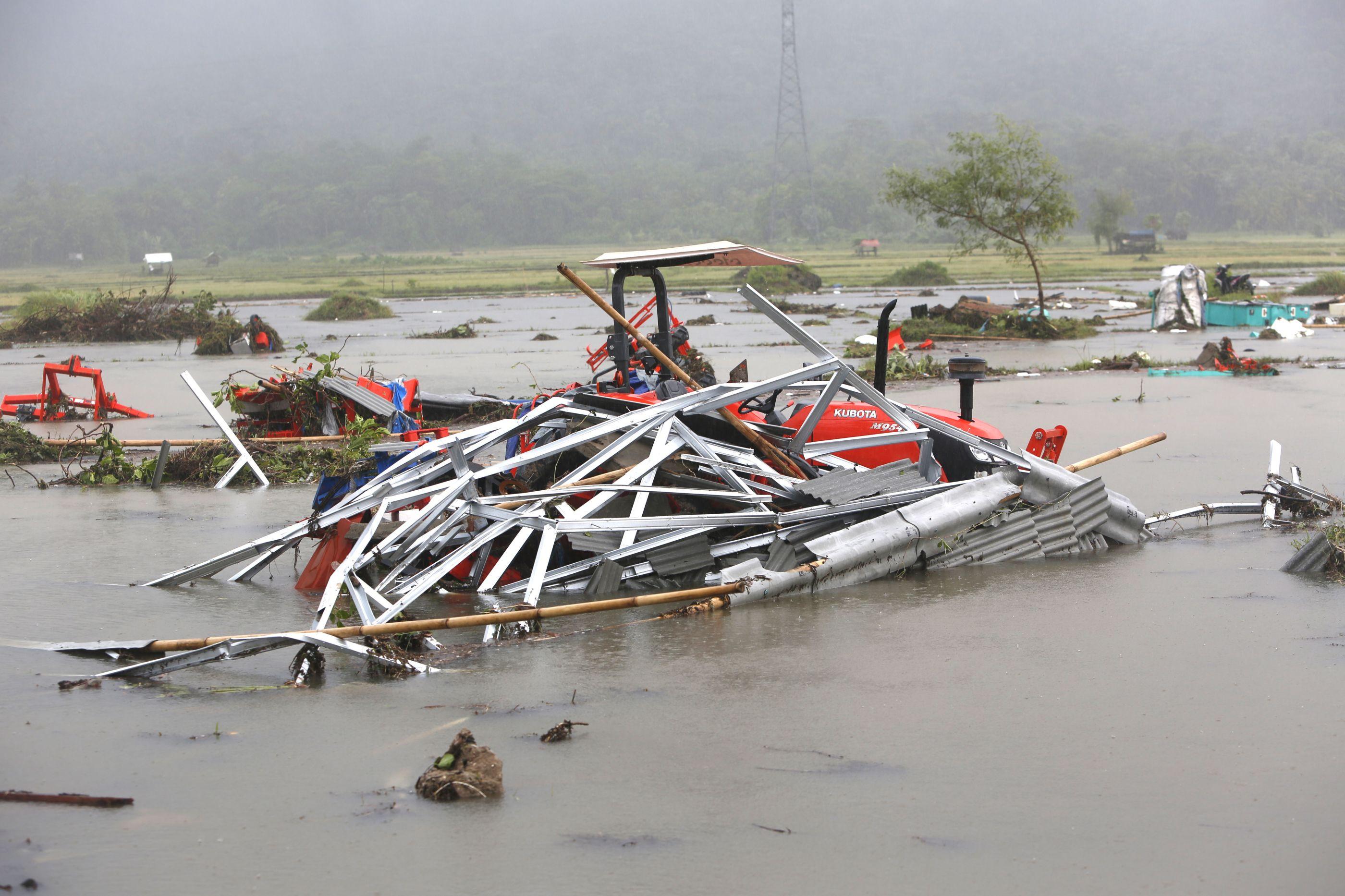 Tsunami na Indonésia faz 168 mortos, 745 feridos e 30 desaparecidos