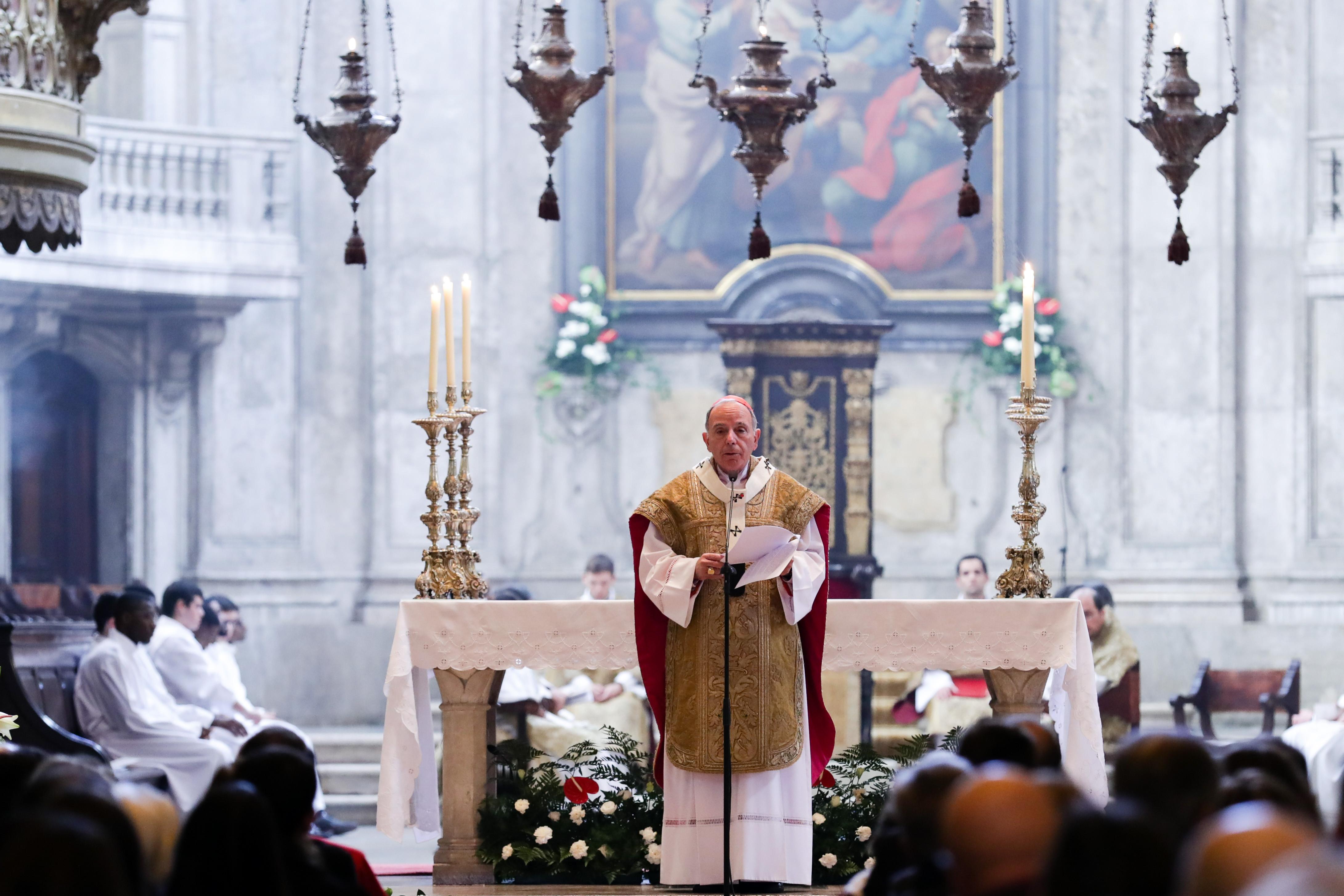 Cardeal-Patriarca anuncia comissão de menores para breve