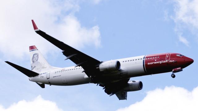Companhia aérea norueguesa vai pedir indemnização à Boeing