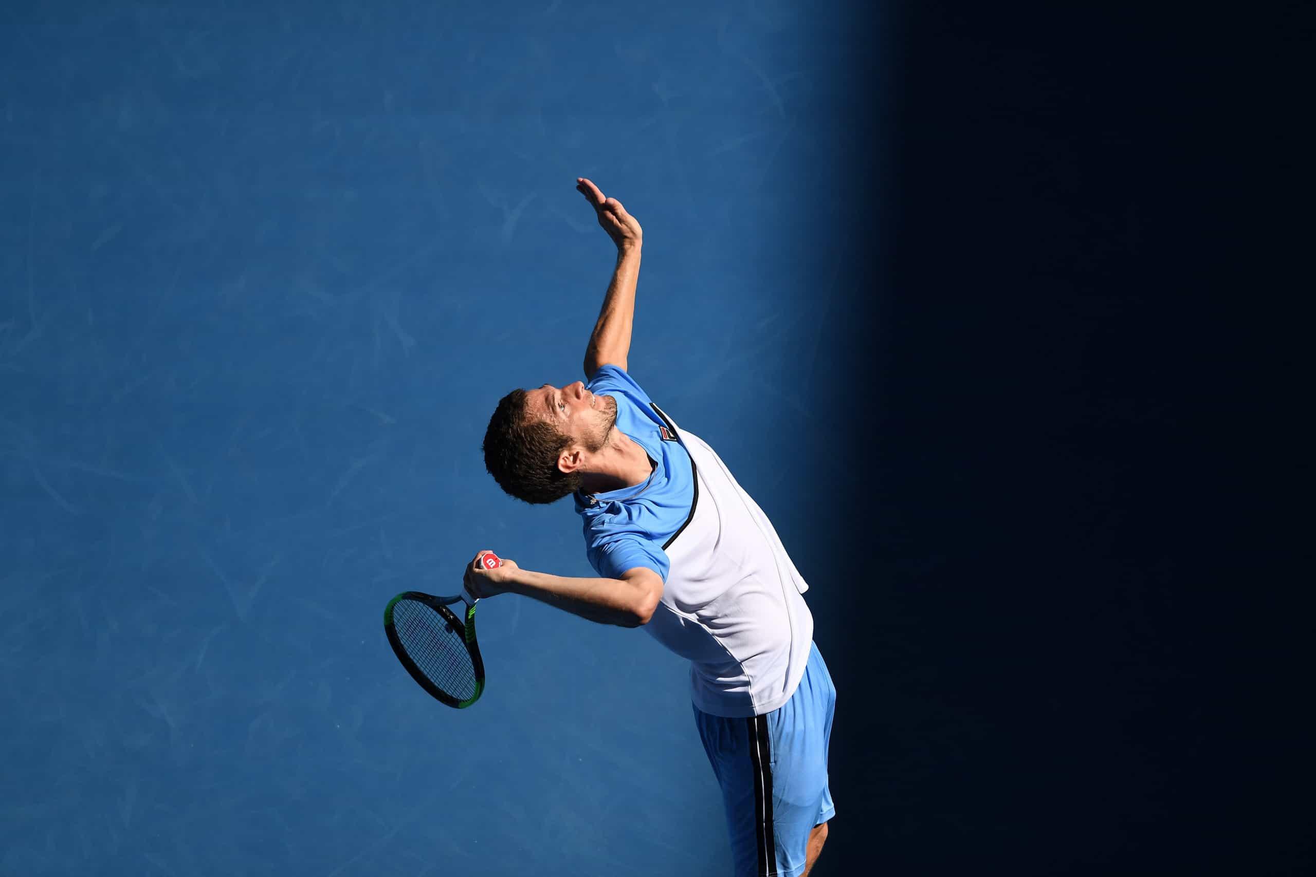 Pedro Sousa é o sexto português a entrar no 'top100' do ténis mundial