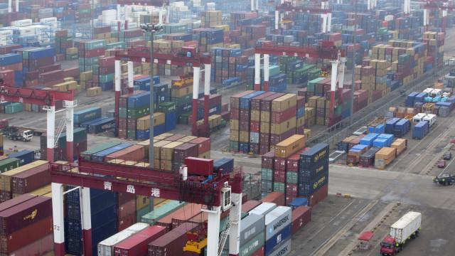 Exportações portuguesas para a China aumentam 4,88% até fevereiro