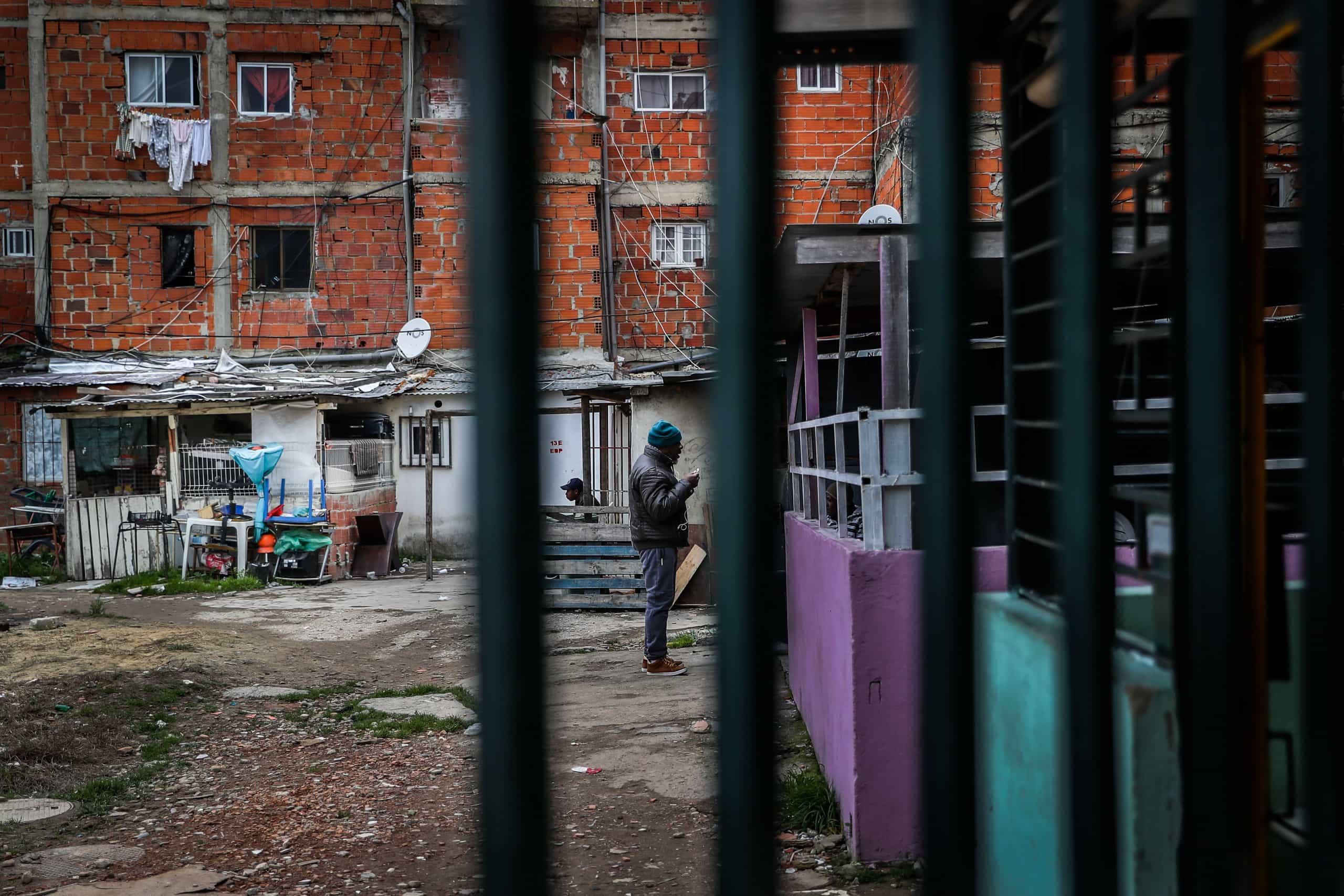 Pena suspensa e três penas de multa para detidos no Bairro da Jamaica