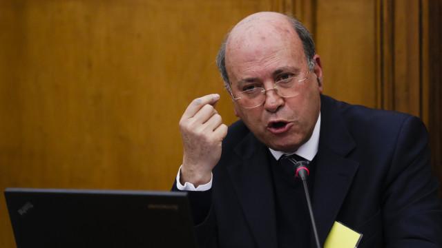"""Henrique Gomes diz que """"foi proibido"""" de falar em rendas excessivas"""
