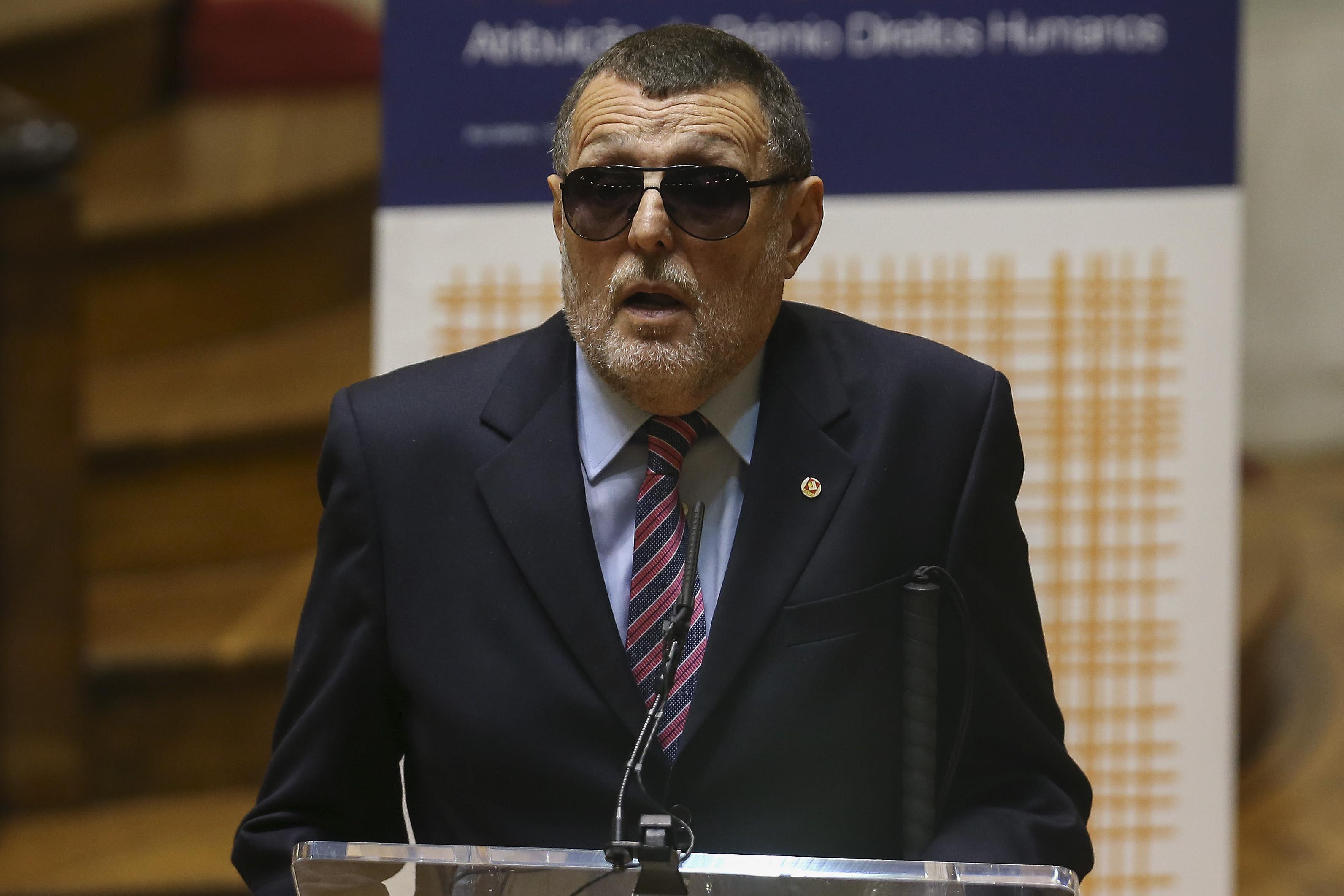 Morreu o presidente da Associação dos Deficientes das Forças Armadas