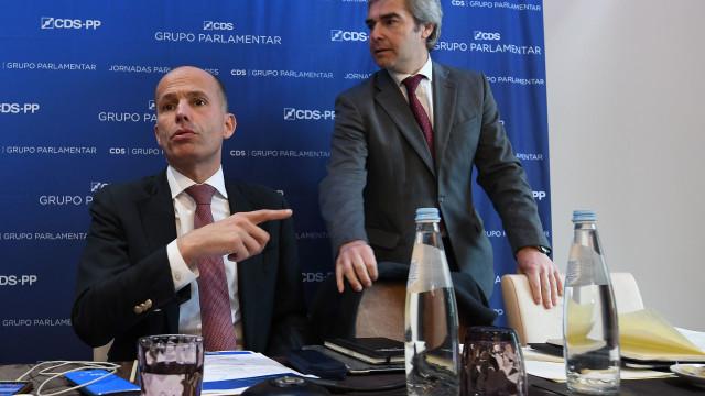 Nuno Melo alerta para risco de PS levar de novo país à bancarrota