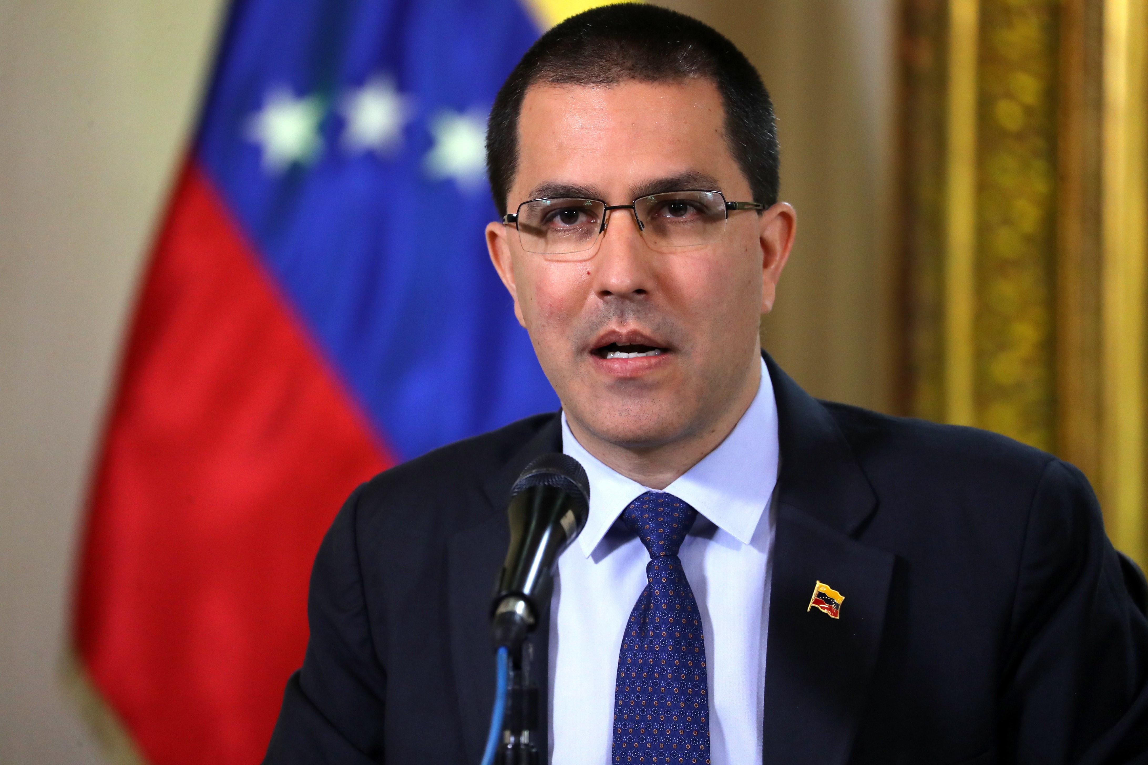 Caracas condena apoio de países da América Latina ao bloqueio dos EUA