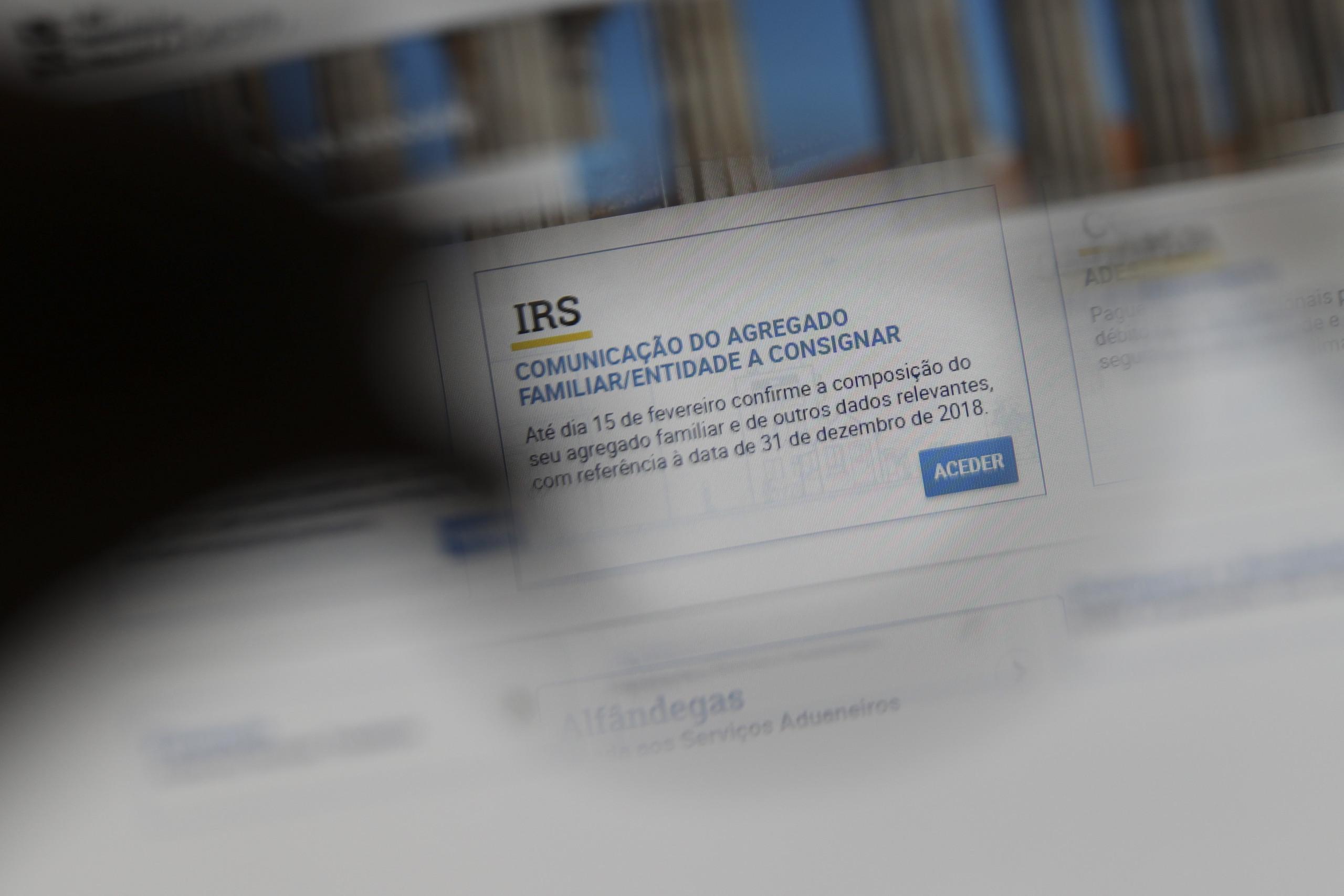 Pensões originaram 90% das queixas de IRS à Provedoria de Justiça