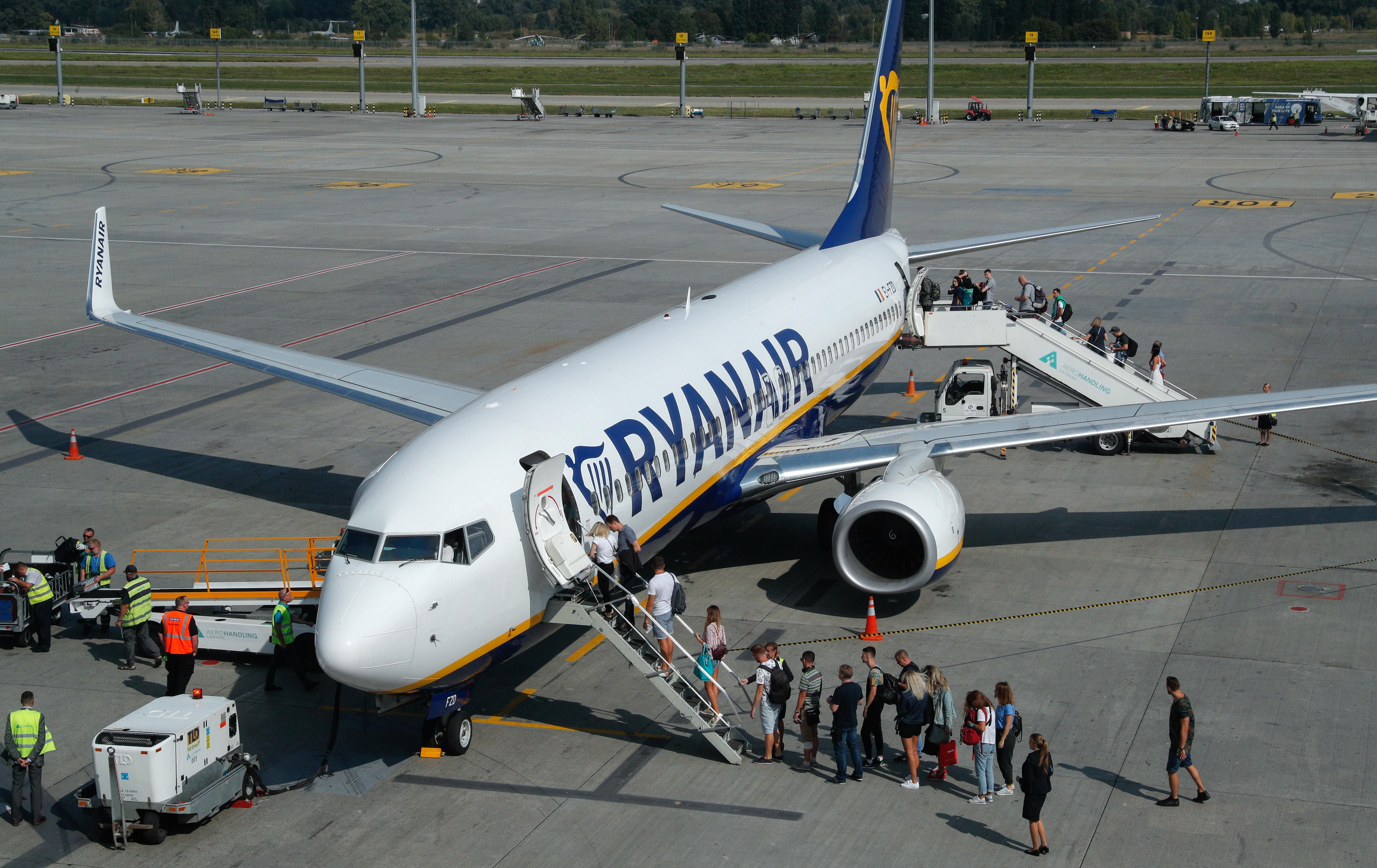 Tribunal condenou Ryanair a indemnizar passageiros afetados por greves