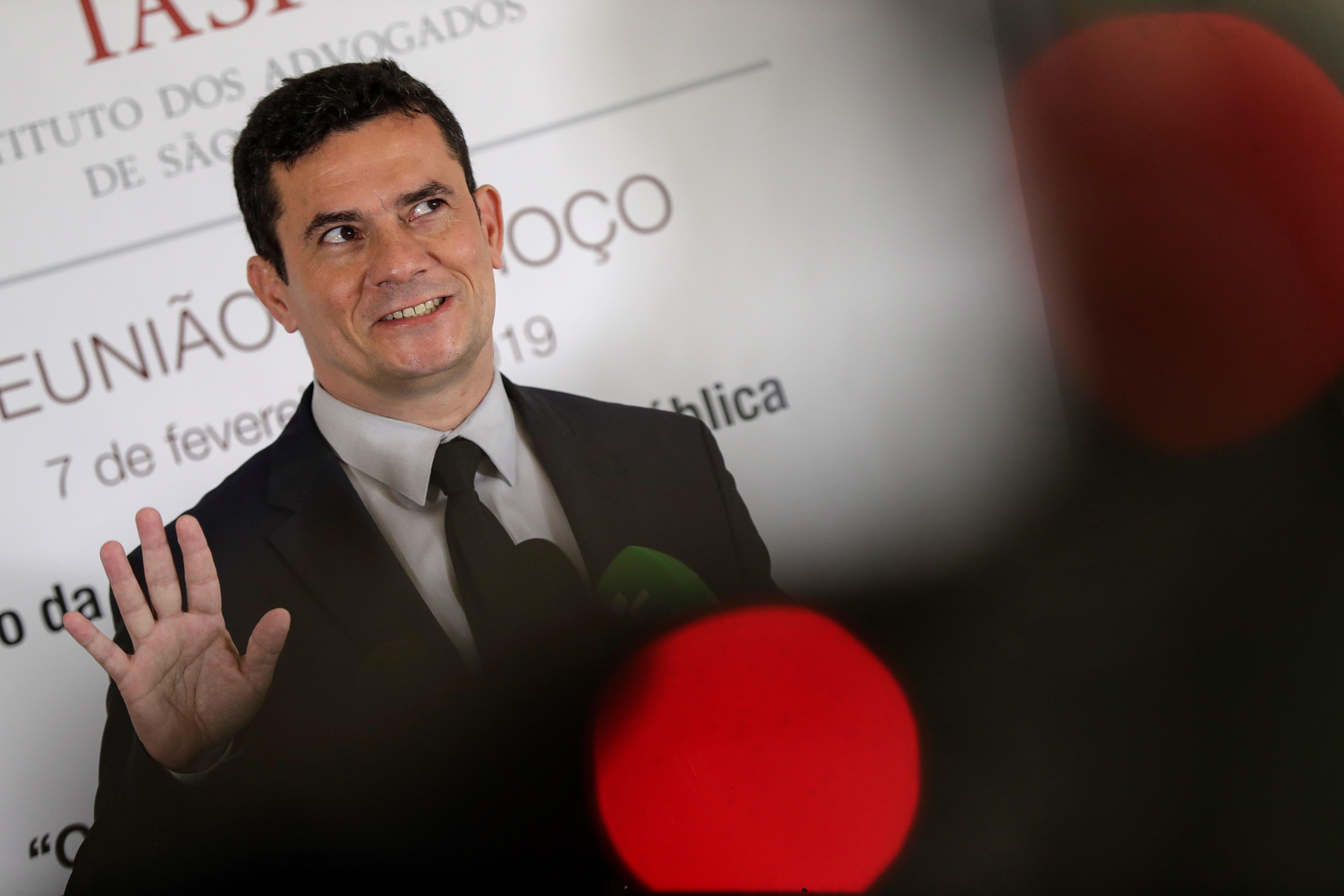 Sergio Moro intensifica combate ao crime organizado e à corrupção