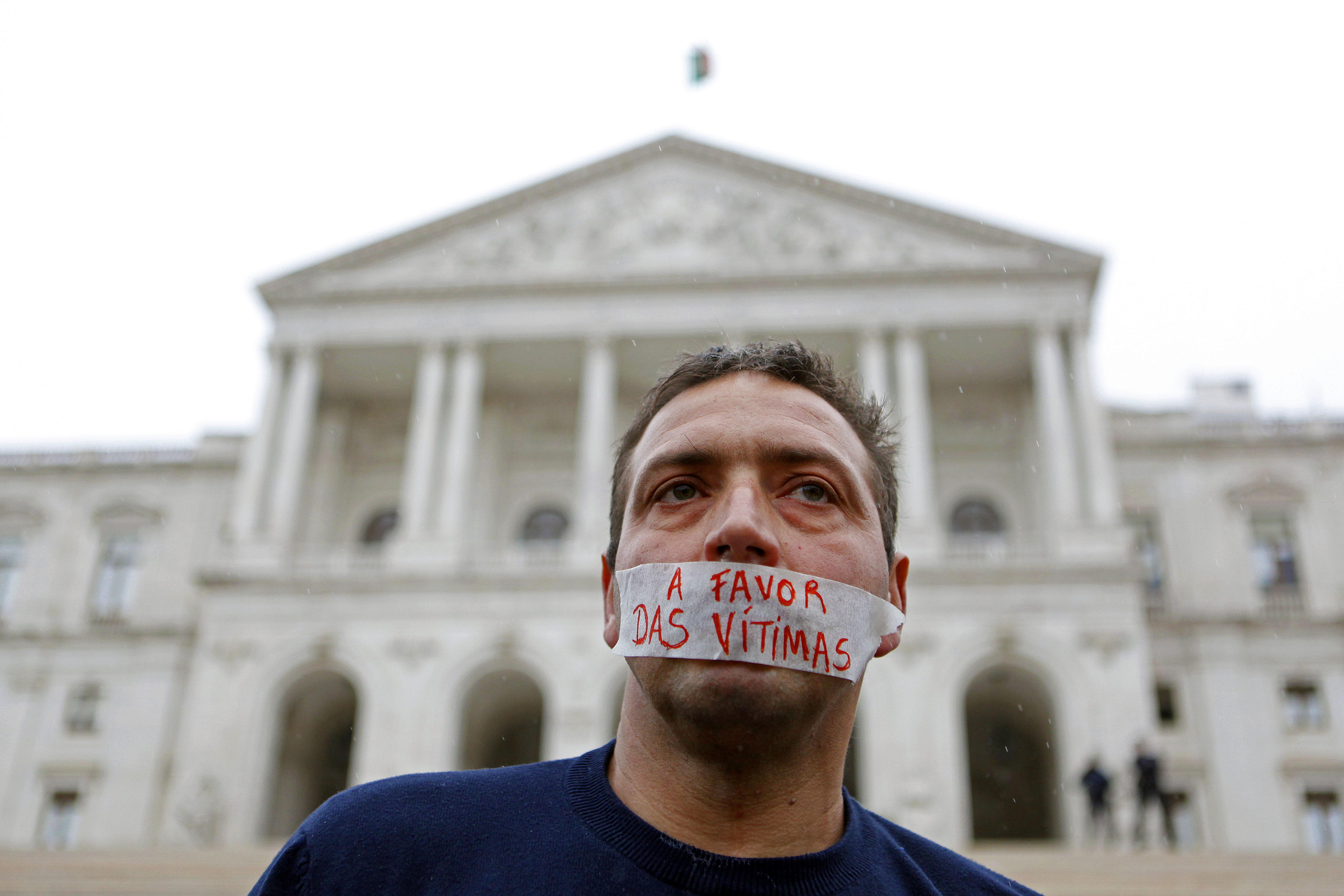 Contra a violência doméstica, Portugal mobiliza-se em várias ações