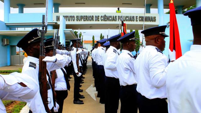 Polícia angolana detém suspeito de assassinar cidadão português