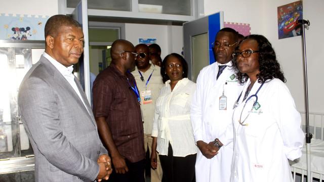 Angola quer reverter privatização da empresa Angomédica