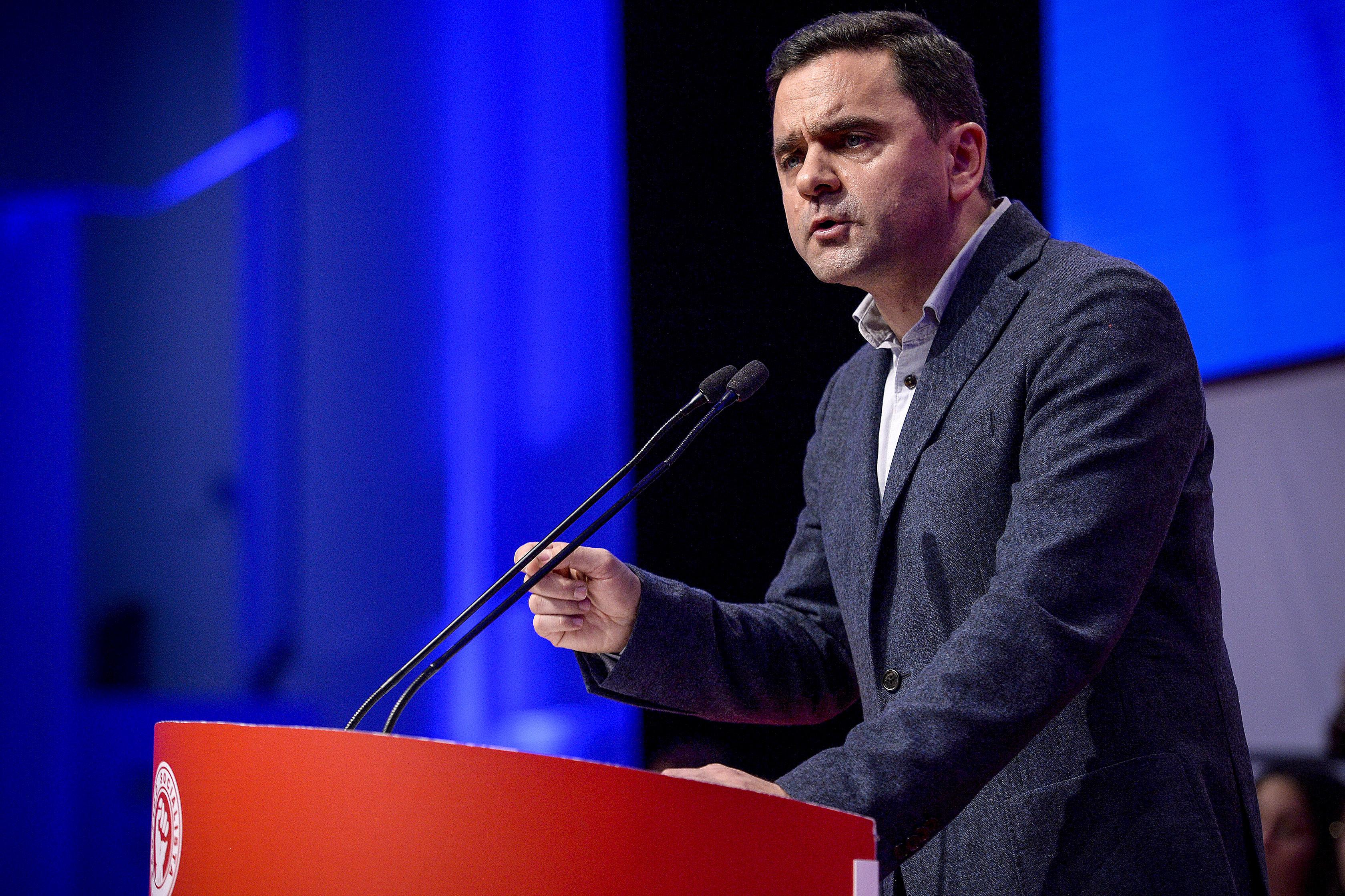PS quer debates entre cabeças de listas com assento no Parlamento Europeu