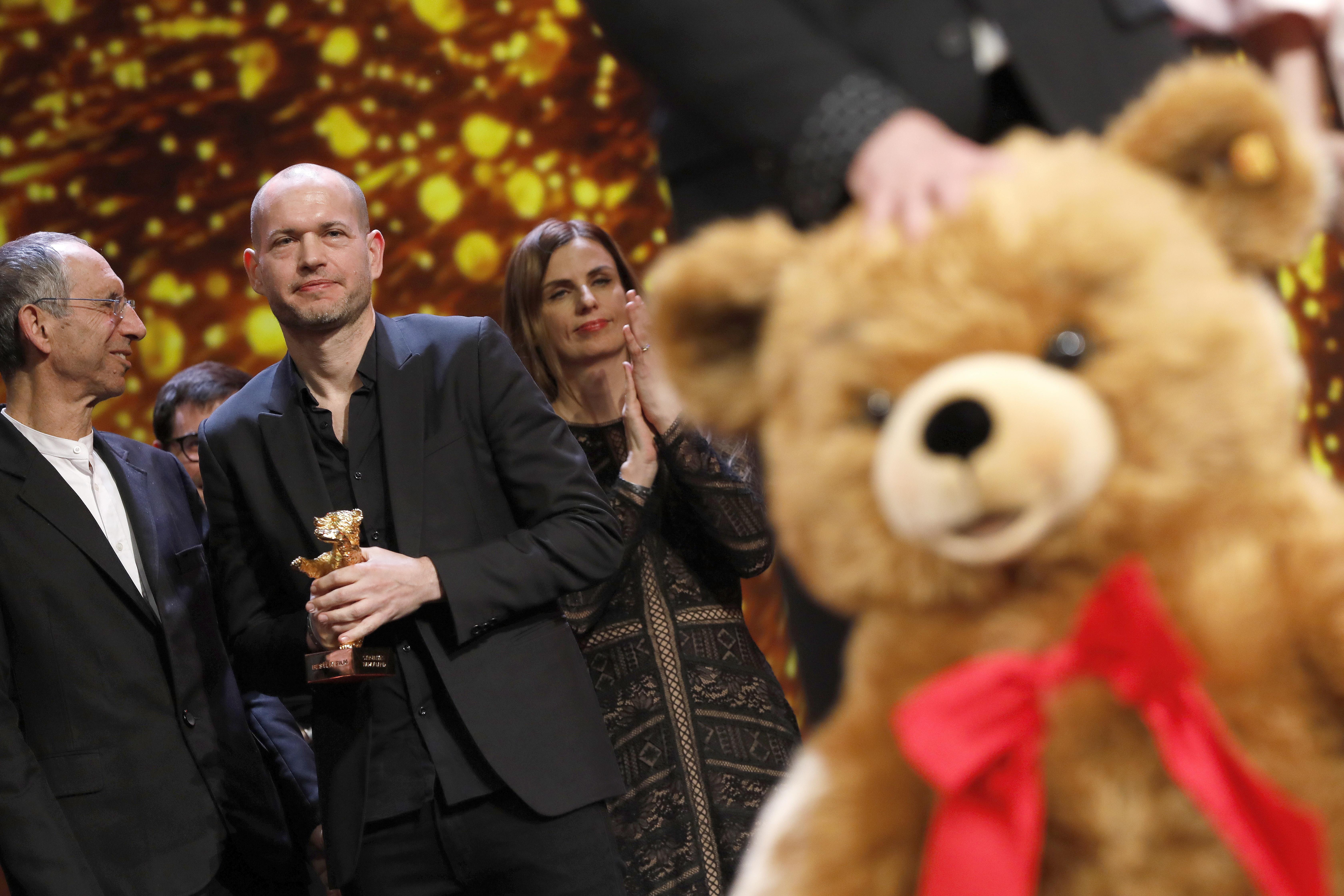 'Synonymes' de Nadav Lapid venceu Urso de Ouro do Festival de Berlim
