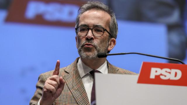 Paulo Rangel convicto de que o PSD aumentará o número de eurodeputados