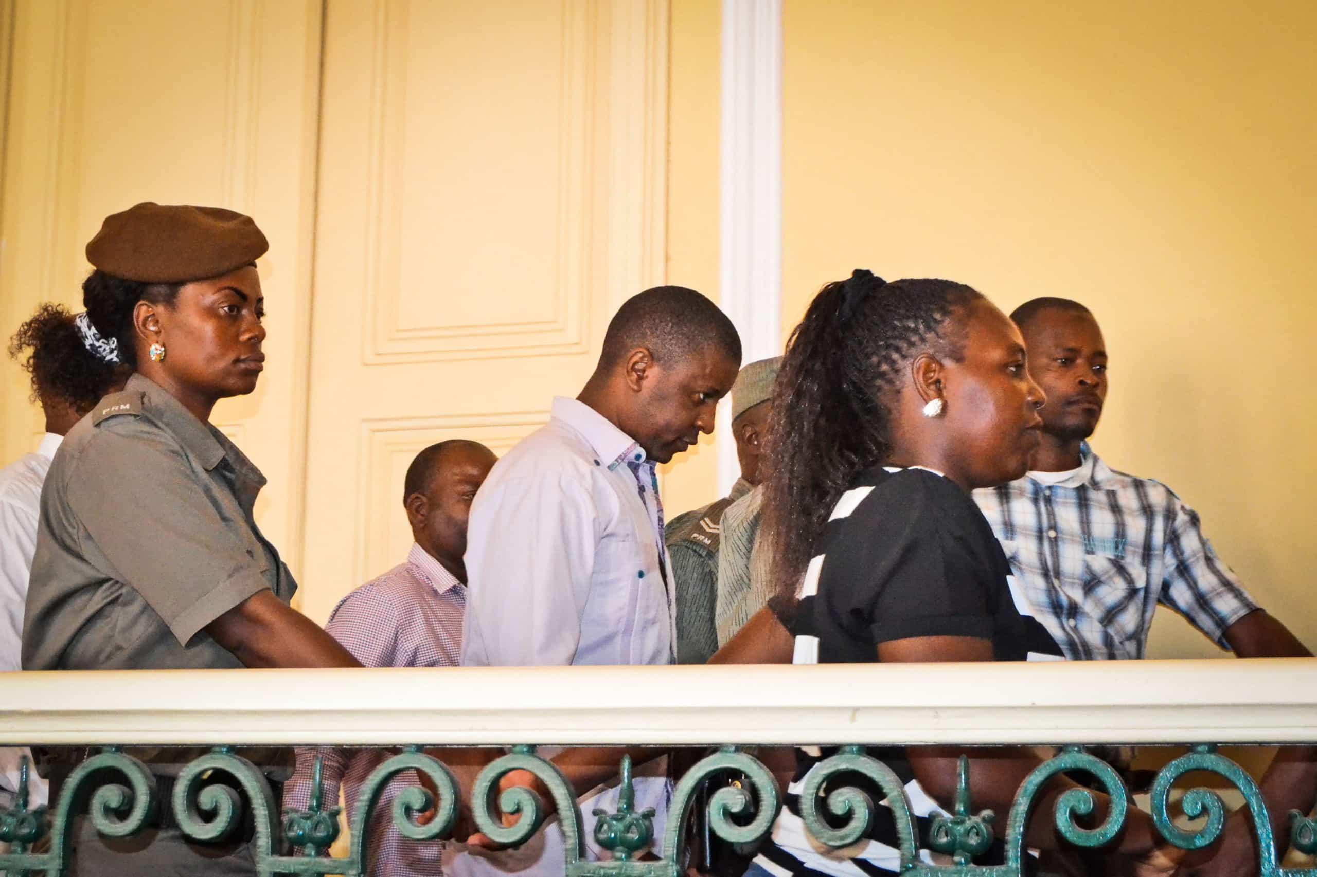 Tribunal decreta prisão preventiva a filho de ex-Presidente moçambicano