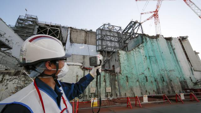 Barras de combustível nuclear em piscina de Fuskuhima vão ser retiradas