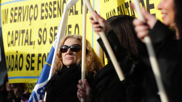 Sindicato Nacional dos Registos começa hoje semana de greve