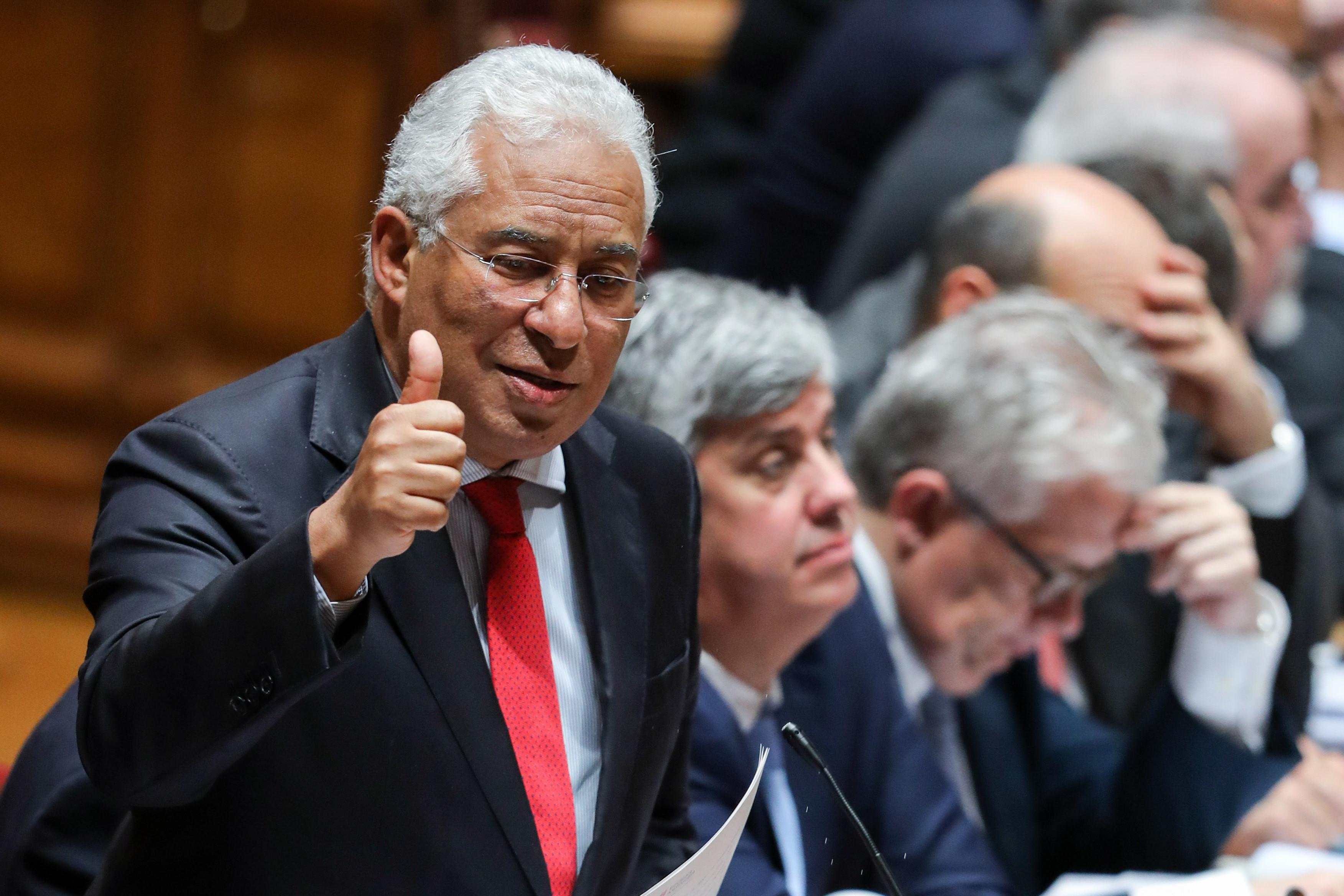 Costa quer ir mais longe no trabalho com partidos da Geringonça