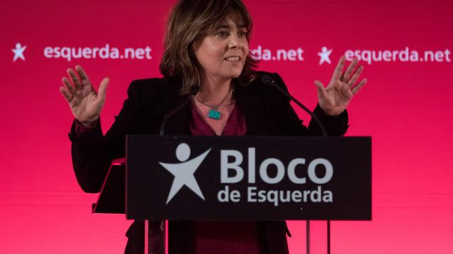 Catarina Martins diz que decisões de Neto Moura são insulto a magistrados