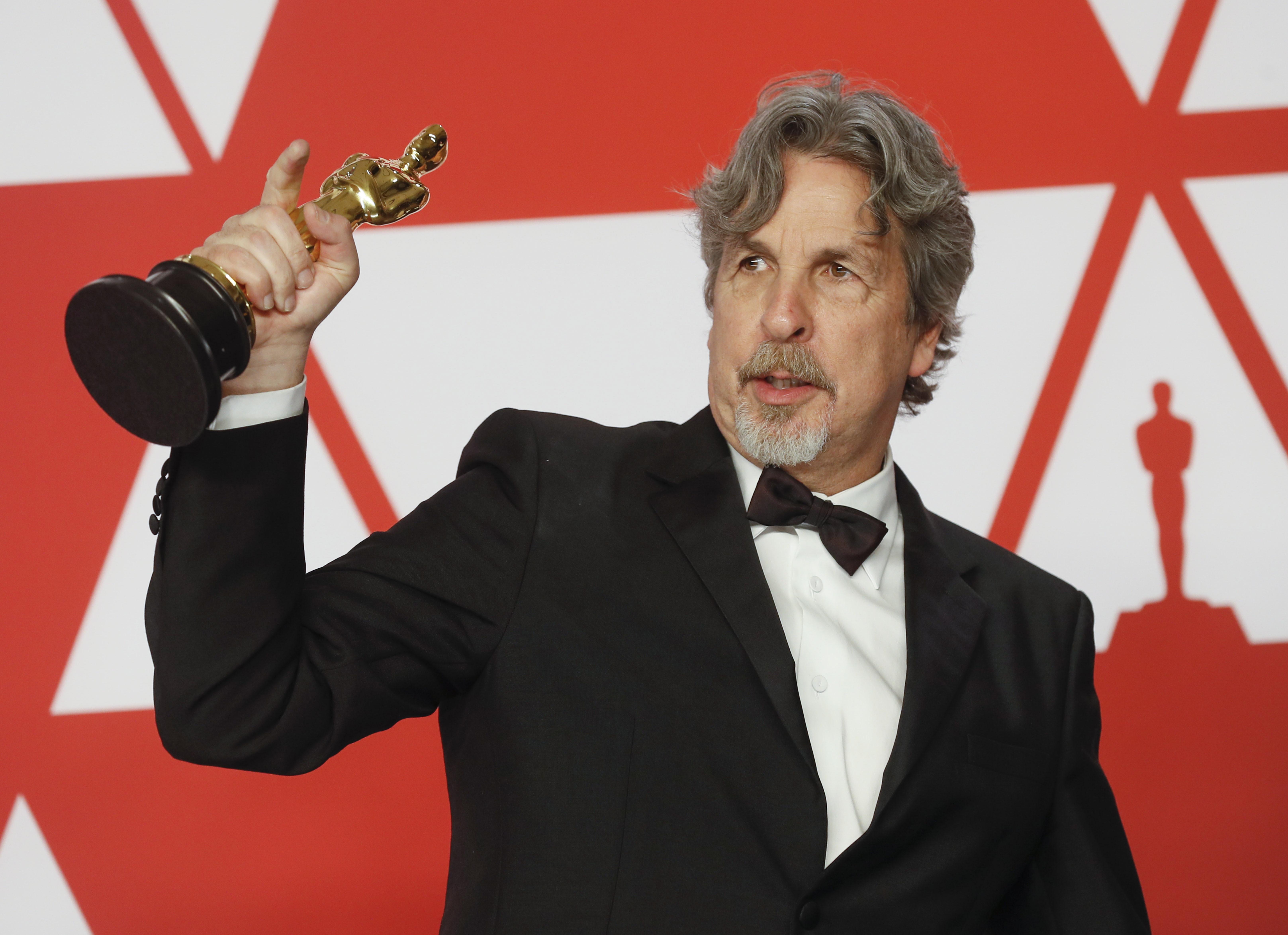 """Realizador de 'Green Book' """"não esperava ganhar"""" Óscar de Melhor Filme"""