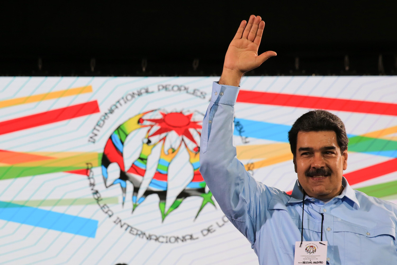 Maduro transfere gabinete da petrolífera Pvdsa de Lisboa para Moscovo