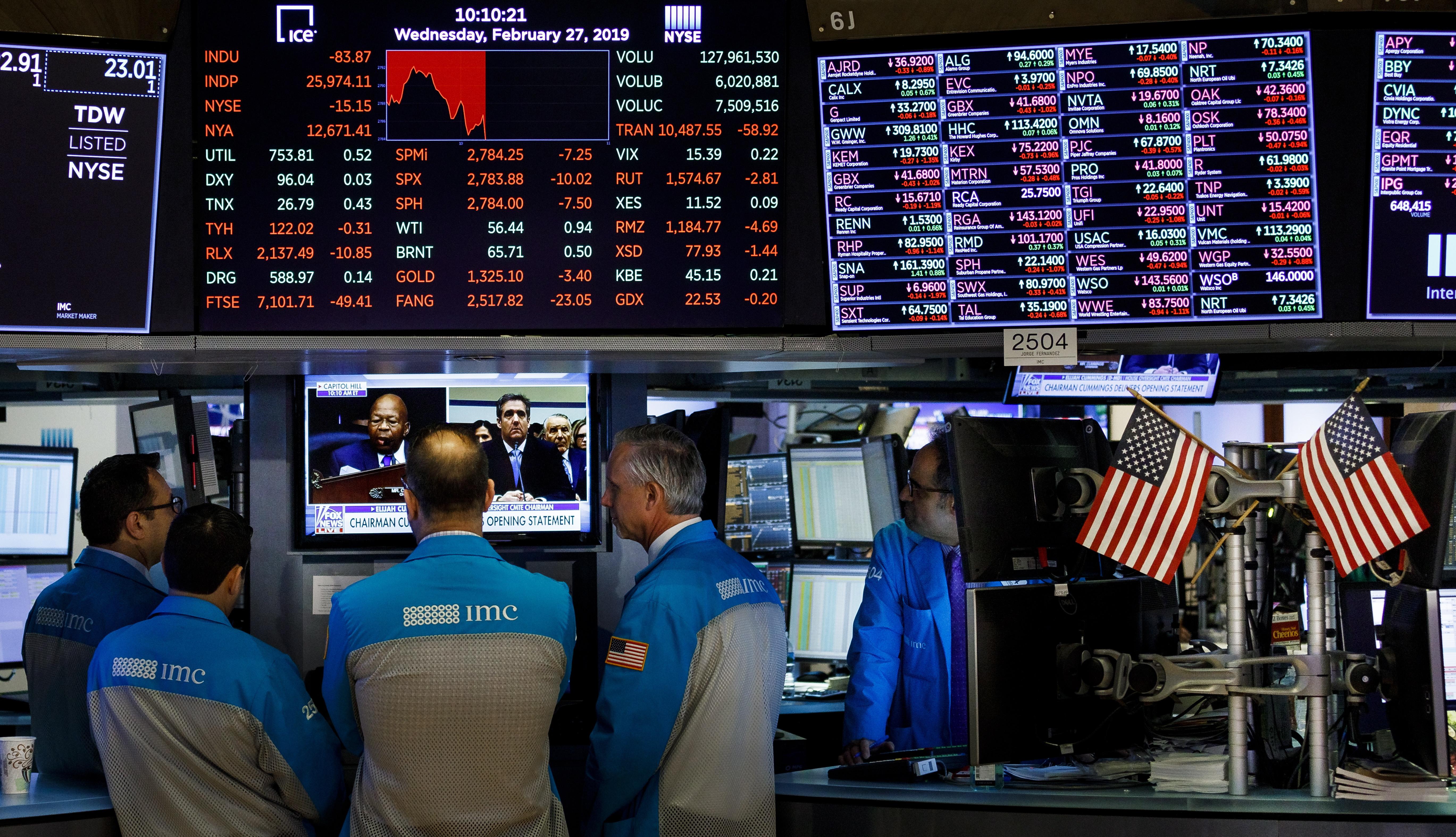 Wall Street fecha em alta no máximo do ano