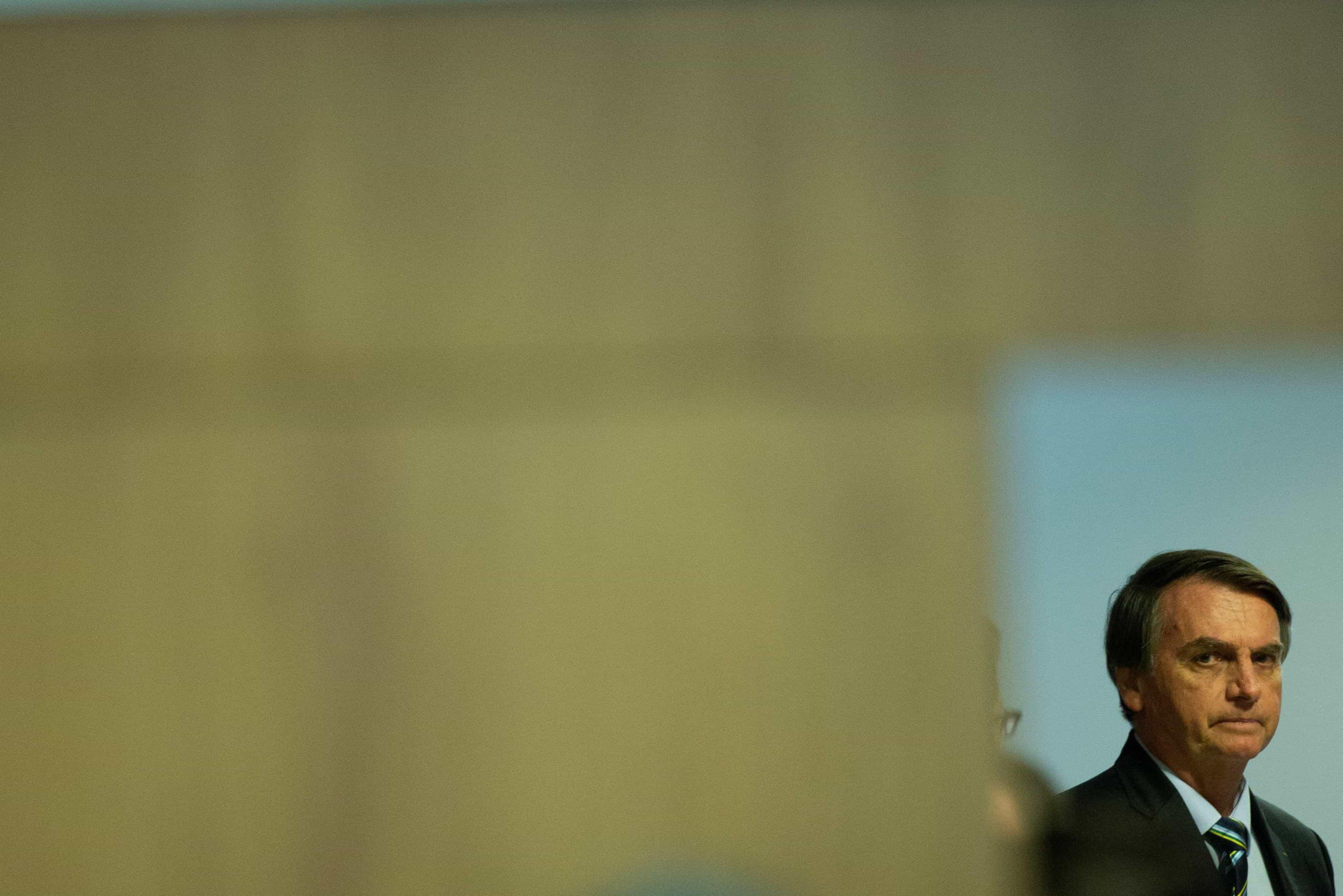 """Bolsonaro já está nos EUA para reforçar """"aliança para prosperidade"""""""